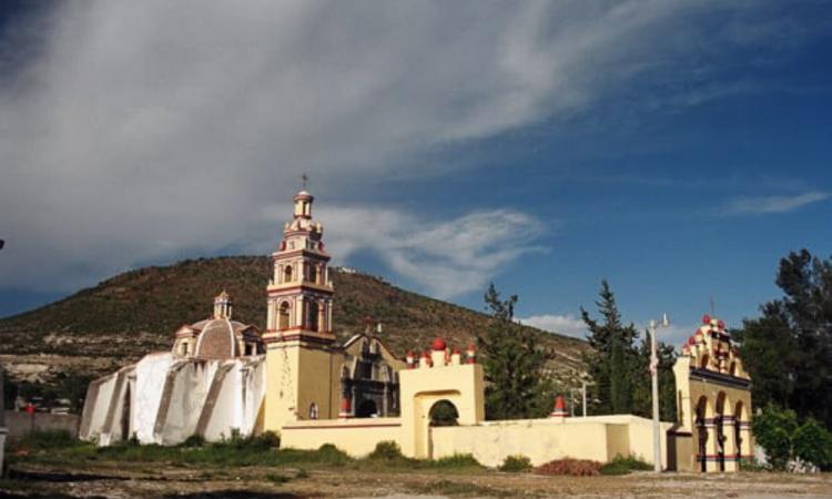 Roban iglesia de San Sebastián