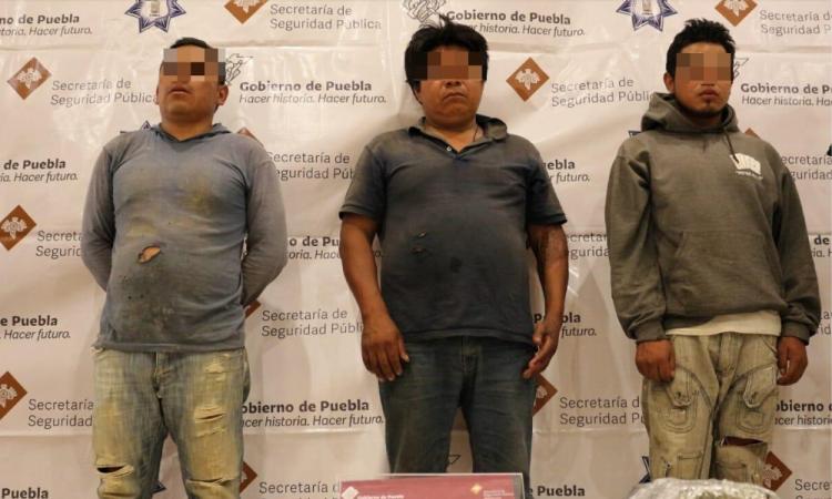 Detienen a líder del grupo delincuencial Los Chincuales