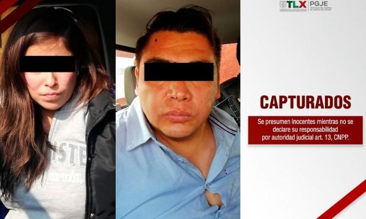 Autoridades de Puebla y Tlaxcala aseguran a presuntos secuestradores