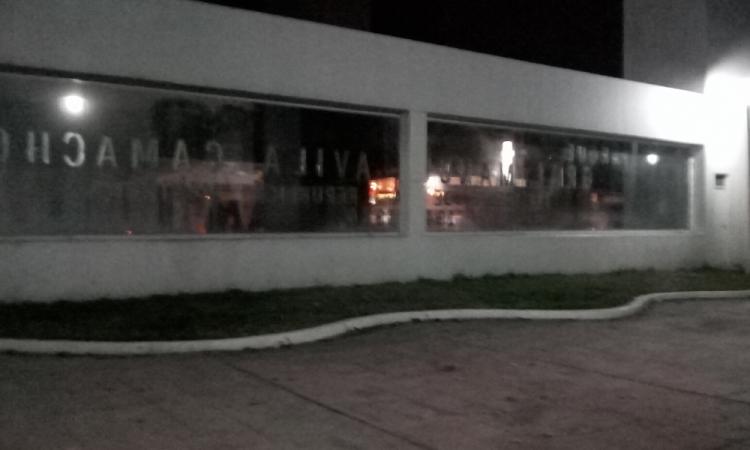 Fallece una fémina en salón de fiestas de Tecamachalco