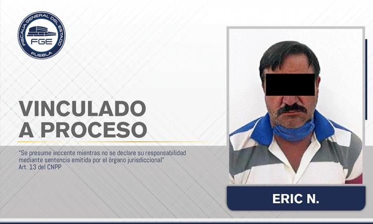 Vinculado a proceso a sujeto por agredir a policías en Ahuazotepec