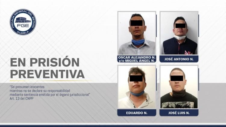 Catean inmueble en Angelópolis y aseguran más pruebas tras detención