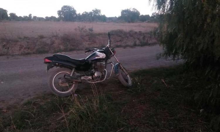Robo de moto provoca persecución y balacera en Tecamachalco