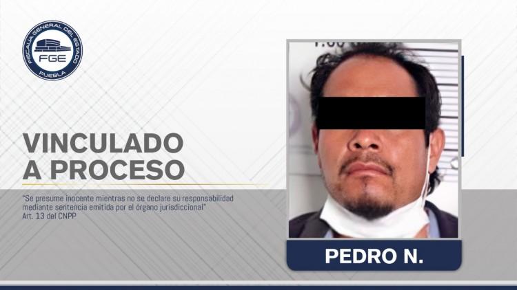 Vinculan a proceso presunto homicida de un hombre en Ocoyucan