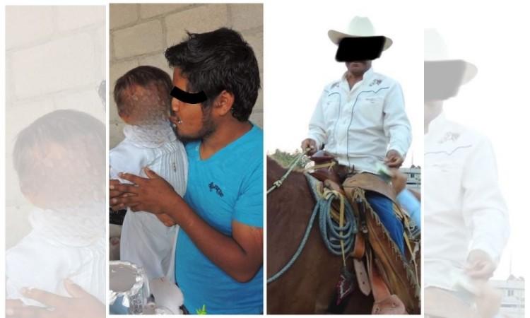 Asesinan a dos frente a su familia en Santa Inés Ahuatempan