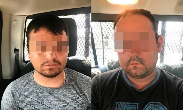 Detienen a presunto líder de Locos Téllez en Sierra Norte