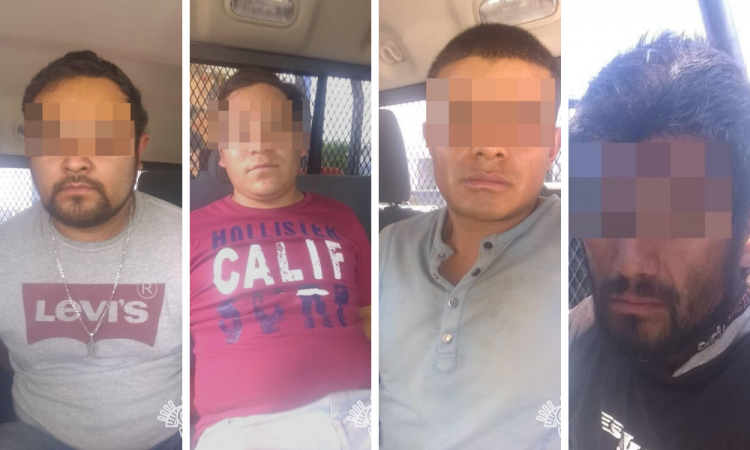 Desarticulan grupos criminales en Sierra Norte