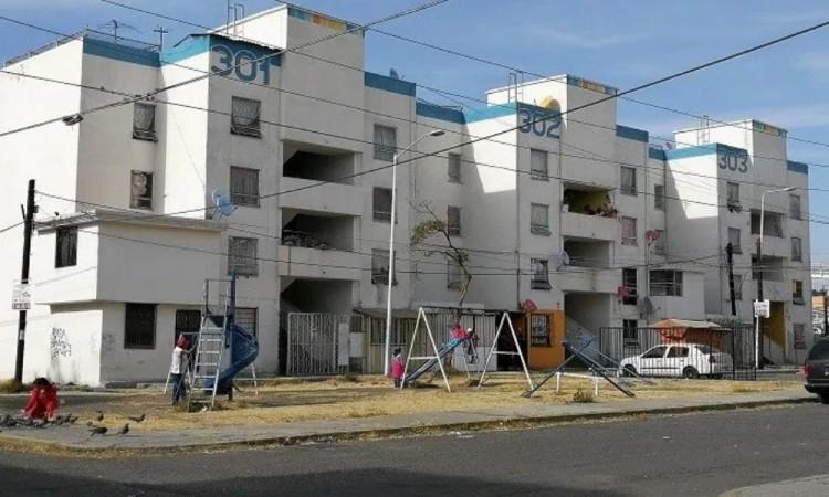 Agreden a policías municipales en la Unidad Habitacional Amalucan