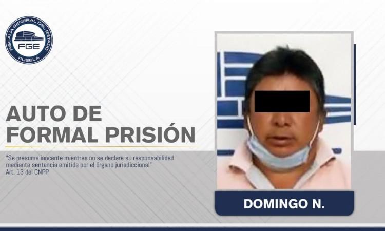 Detienen a sujeto por asesinato de una mujer en el 2000