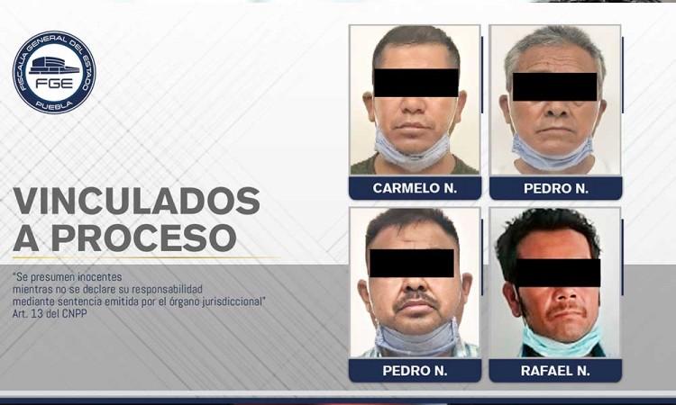 Por homicidio, enfrentan cargos supuestos linchadores de Tetela