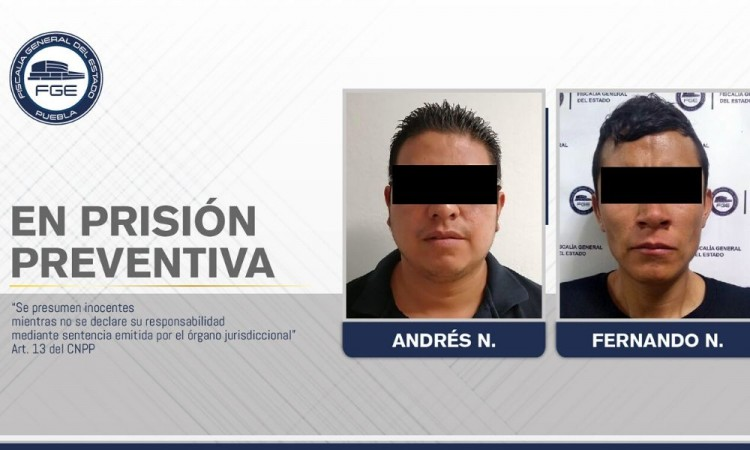 En prisión preventiva hombres investigados por incitar saqueos