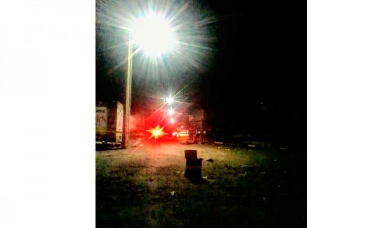 Abandonan cadáver de joven en calles de Acatzingo