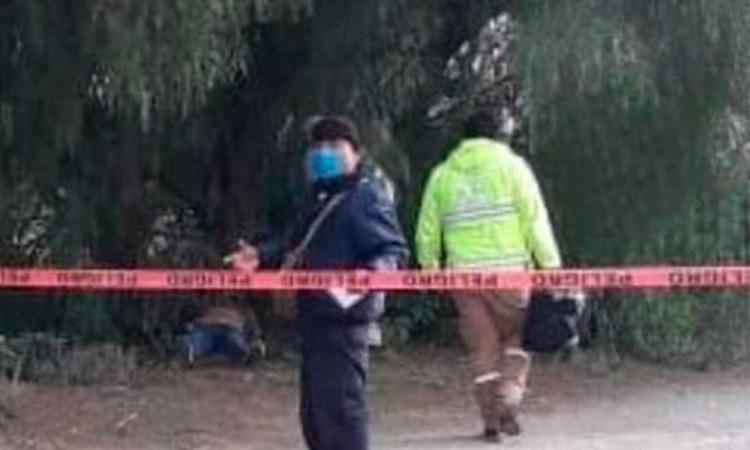 Hallan cadáver de mujer en paraje de Tecamachalco