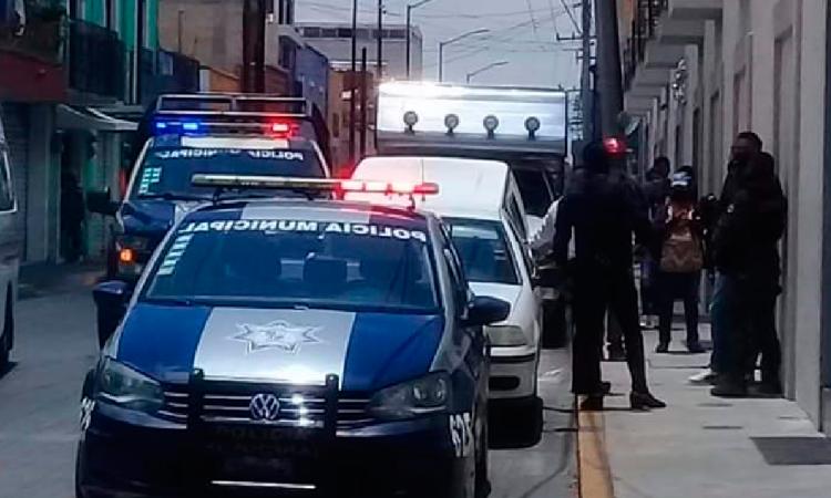 Luego de asaltar Coppel desarticulan banda en San Pedro Cholula