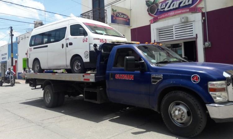 Presunto pasajero disparo en contra del conductor de ruta en Izúcar