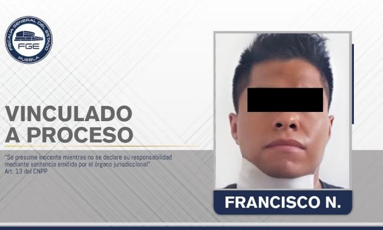 Envían a prisión a sujeto por agredir sexualmente de una menor