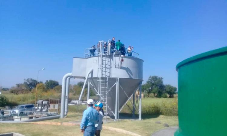Se intoxican trabajadores de Agua Potable y Alcantarillados en Izúcar