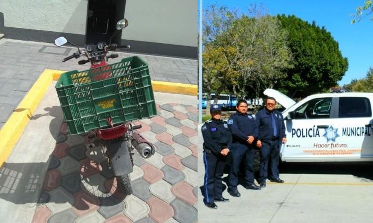 Seguridad implementa operativos en tramos carreteros de Tepeaca