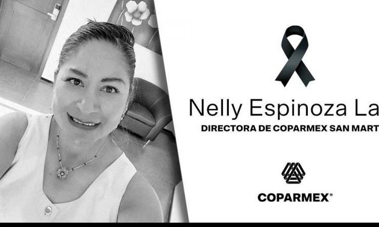 Muere directora de Coparmex en Texmelucan