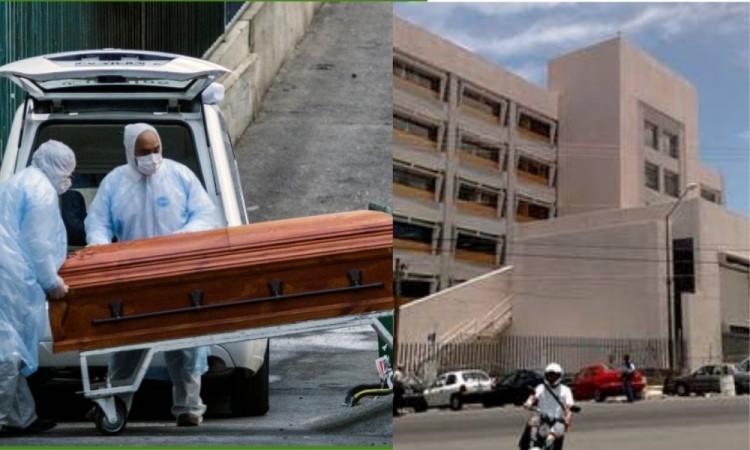 Muere hombre con síntomas de coronavirus en el camino a su casa