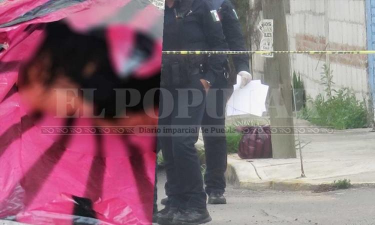 Dejan cabeza humana decapitada al sur de Puebla capital; sería de mujer
