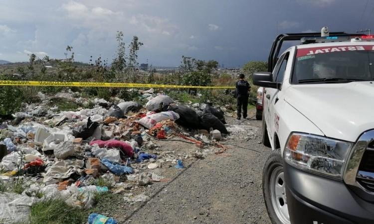 Localizan cuerpo desmembrado; tendría relación con la cabeza localizada en Guadalupe Hidalgo
