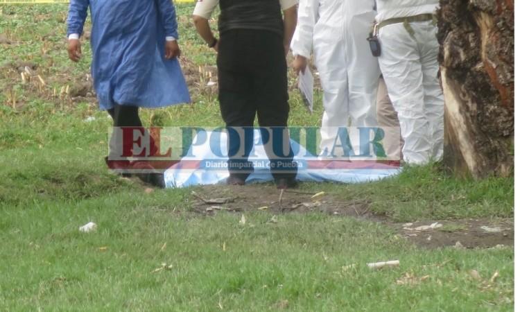 Matan a hombre en los límites de las colonias San Isidro Castillotla y Bosques de la Cañada