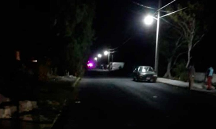 Ocurre balacera en Tepeaca entre ladrones de camiones de carga
