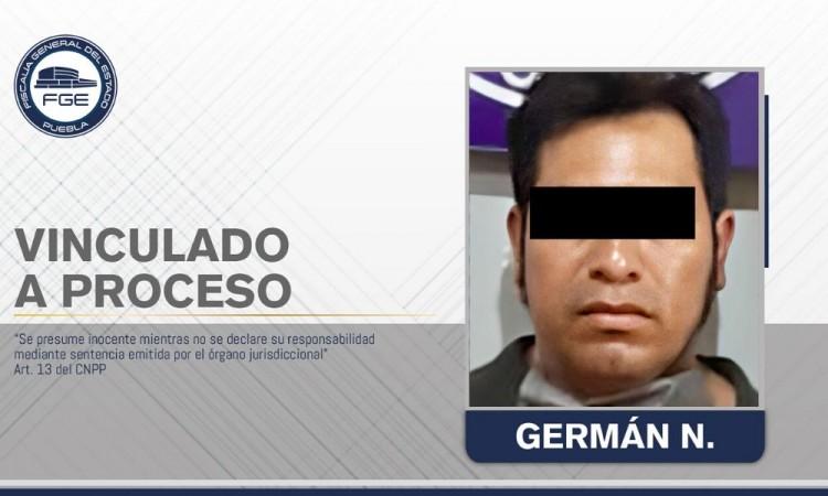Vinculan a proceso a hombre investigado por homicidio en Zoquitlán