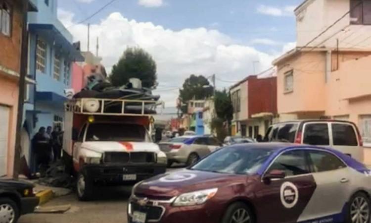 Decomisa autopartes robadas en la colonia Cleotilde Torres