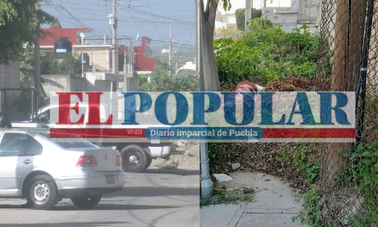 Otro ejecutado al sur de la ciudad de Puebla