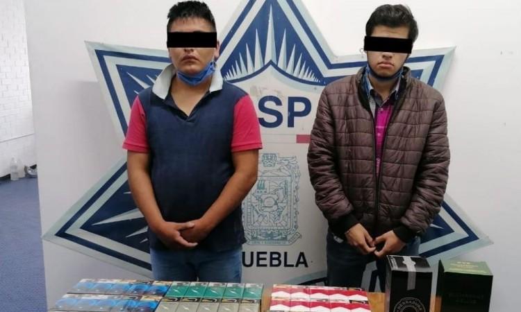 Detienen a líder de banda involucrada en al menos 50 robos