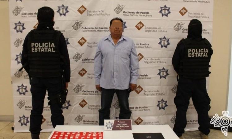 Detienen a líder criminal de Coronango