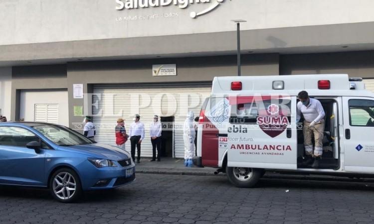 Fallece otro adulto mayor en instalaciones de Salud Digna por aparente Covid-19