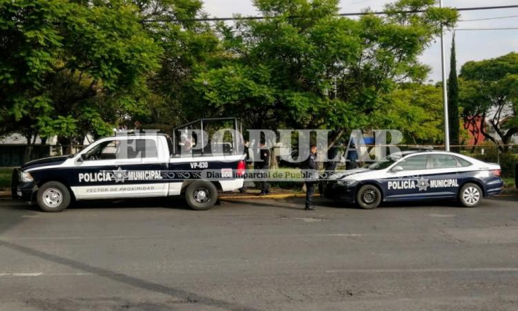 Policía se dispara accidentalmente en la pierna en Parque Ecológico