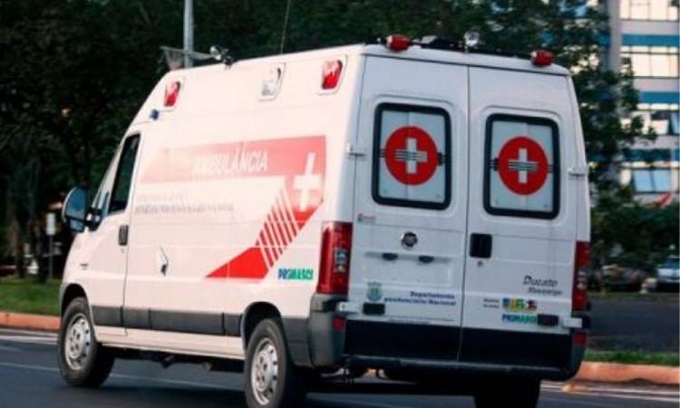 Fallece mujer en traslado al hospital