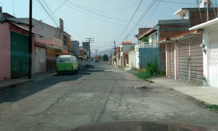 Vecinos de Ojo de Agua en Texmelucan viven ola de inseguridad este fin de semana