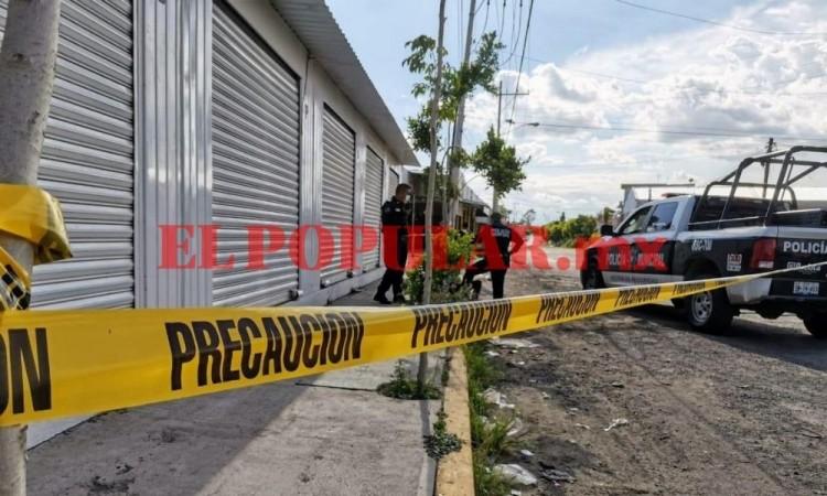 El afectado no reportó que haya sido asaltado.