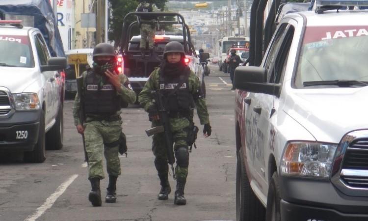Realizan operativos en Cleotilde Torres y logran asegurar droga y autopartes