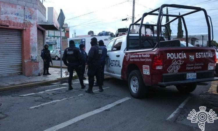 Los primero respondientes solicitaron el apoyo de la Policía Estatal Preventiva.