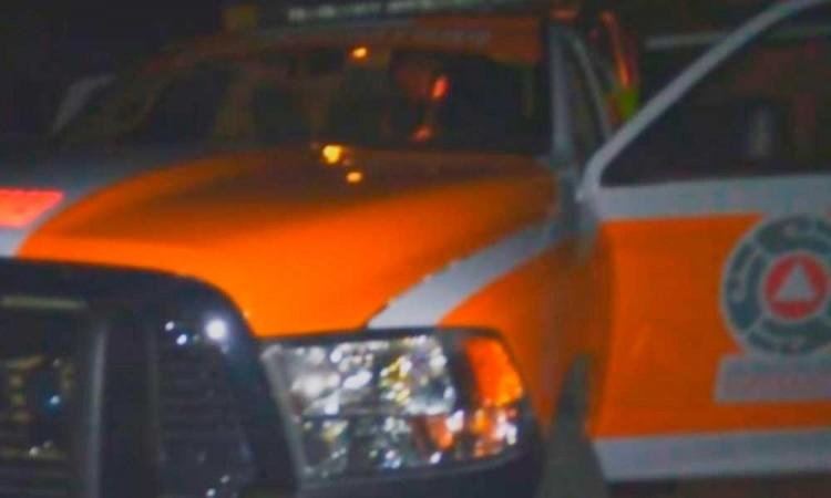 Comando ataca personal de PC; roban equipo de protección para Covid-19