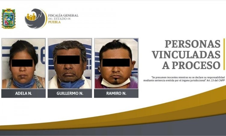 Mandan a prisión tres agresores de agentes que investigaban un homicidio