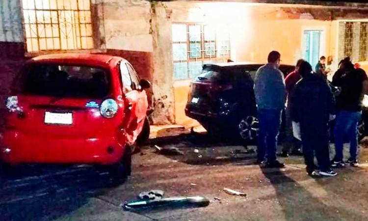 Muere un copiloto tras brutal accidente en Huauchinango