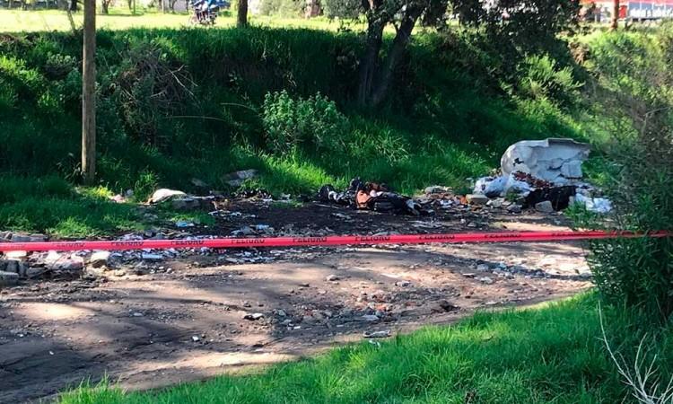 Identifican al hombre asesinado en límites de Tlaxcala, se llamaba Erick