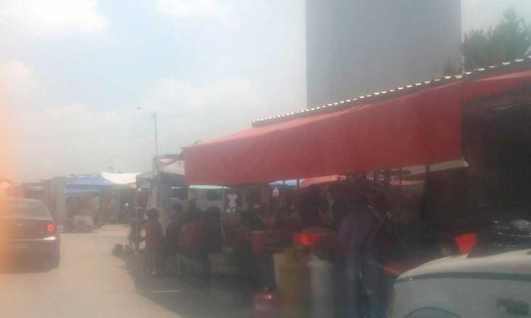 Policía deja libre a presunto ladrón y devuelven sus armas, acusan colonos de Coronango