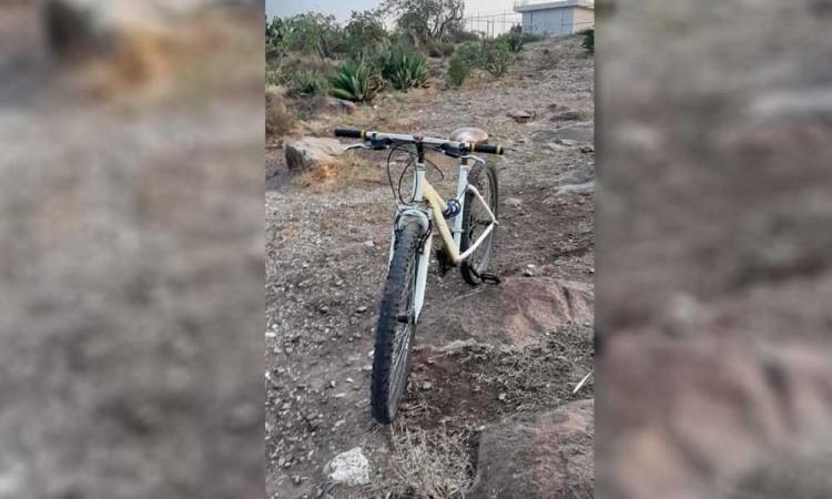 Asaltan ciclistas en el cerro de Tecamachalco y les roban todo