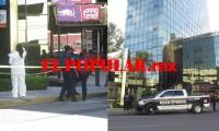 Asesinan a vigilante de edifico de negocios