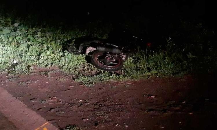 Policías de Cholula encuentran moto robada