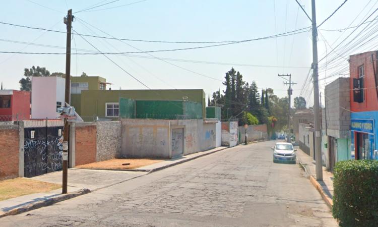 Asaltan a cuentahabiente en Santa Cruz Buenavista