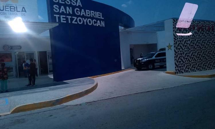 Muere paciente en su auto porque estaban fumigando CESSA de Yehualtepec